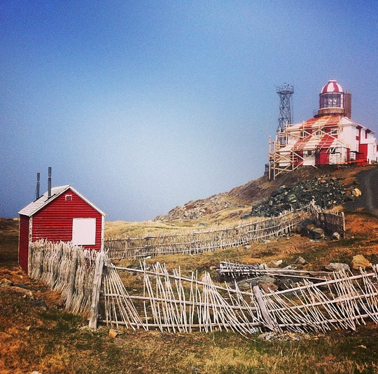 Bonavista Lighthouse, Newfoundland